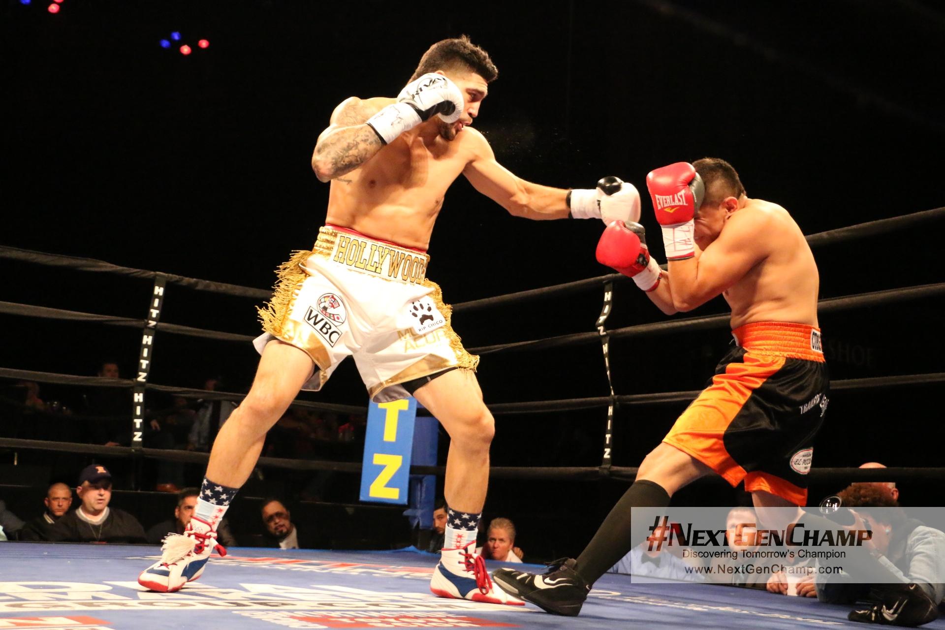Hitz Boxing s Fight Night at the Horseshoe – October 8 2016