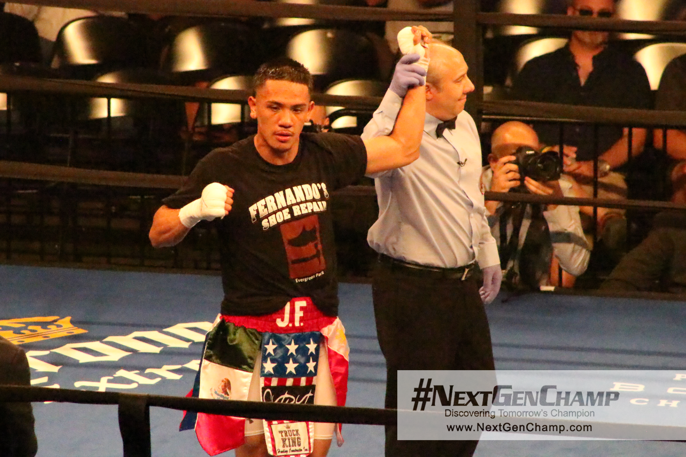 vs. Cameron Kreal, from #PBConNBC in Chicago on June 18th